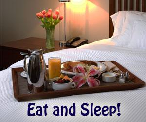 Eat & Sleep