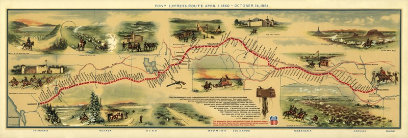 Pony Express National Historic Trail