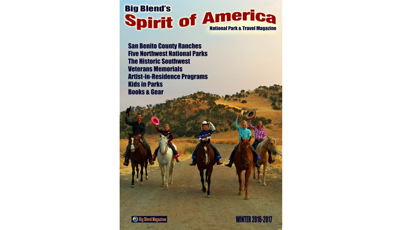 Spirit of America Magazine - Winter 2016-17