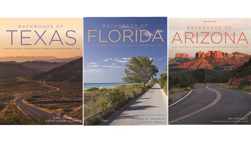 Backroads: Texas, Florida, Arizona