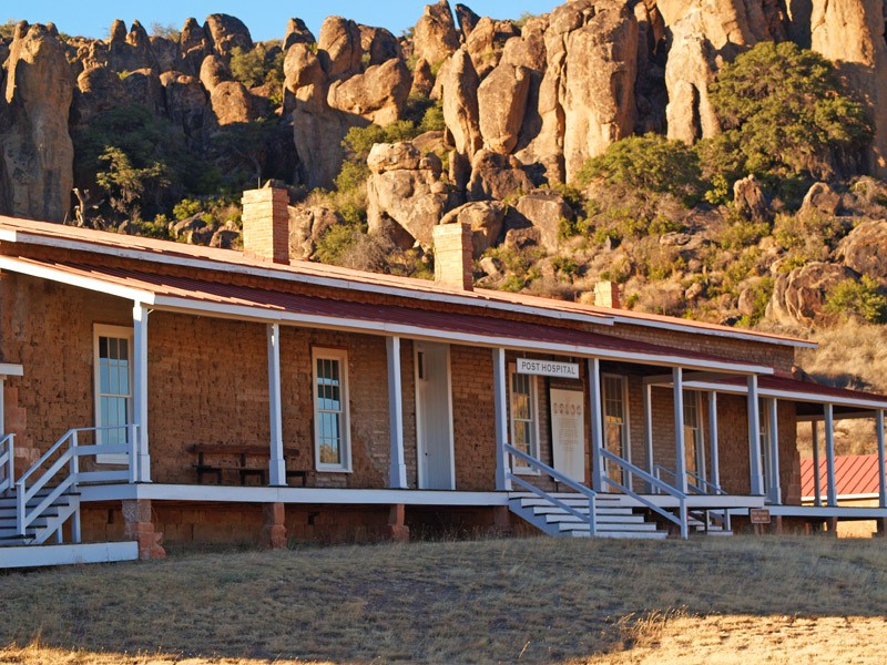FORT DAVIS NATIONAL HISTORIC SITE