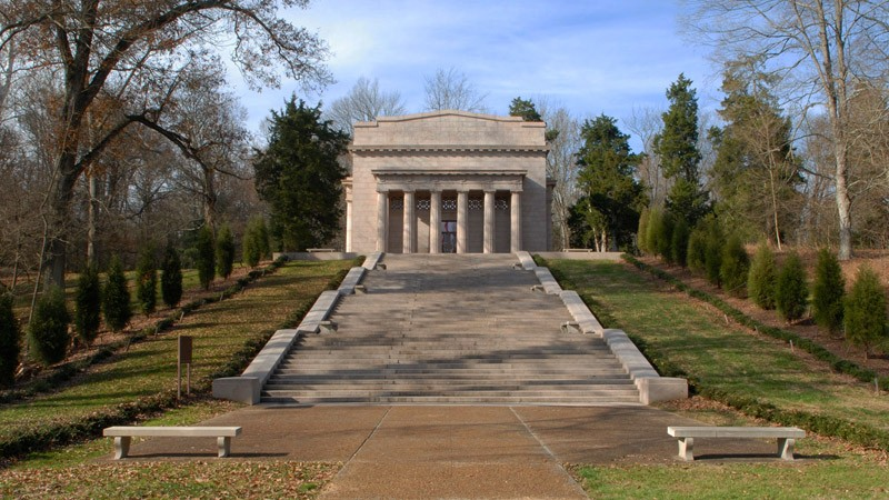 Abraham Lincoln Birthplace National Historical Park Memorial Building, photo courtesy NPS.