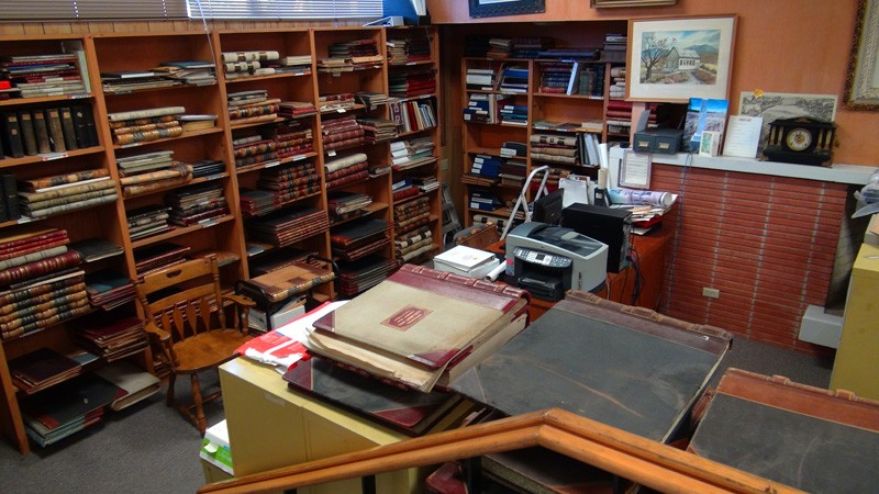 Research at San Benito County Historical Society Museum