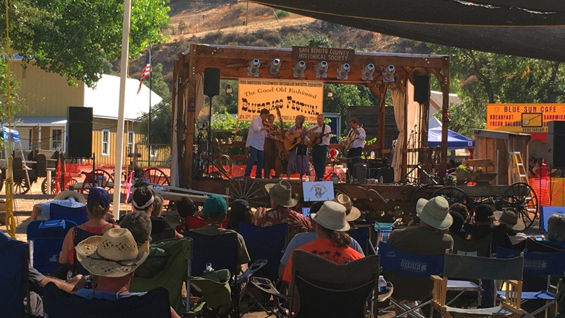 Good Old Fashioned Bluegrass Festival