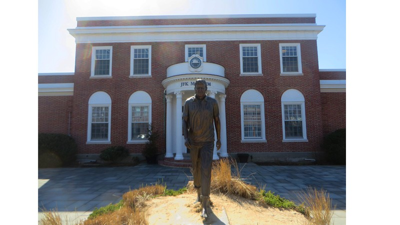 JFK Museum in Hyannis