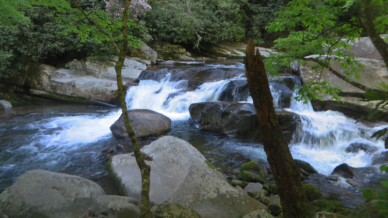 Waterfalls Abound in the Smokies