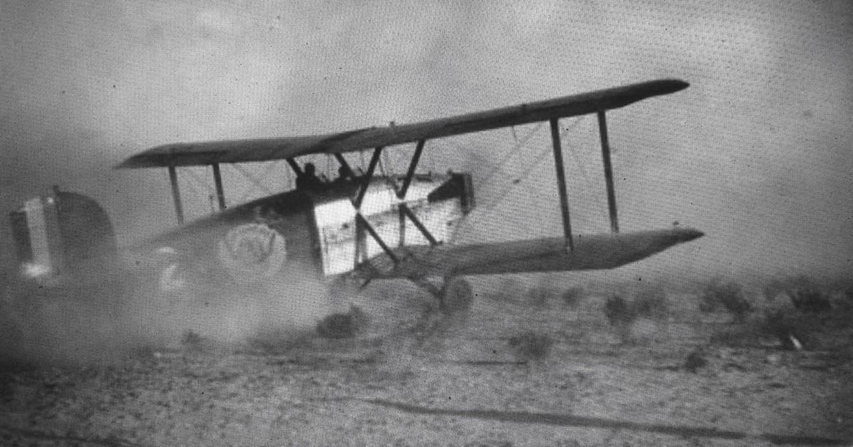 Arizona Aviation History