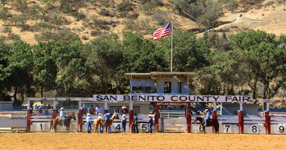 Roping Events - Bolado Park Event Center - Tres Pinos, CA