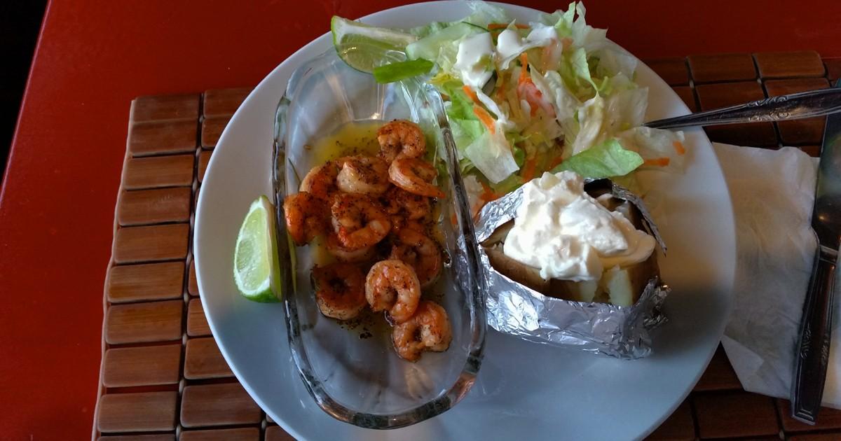 Seafood - Belize