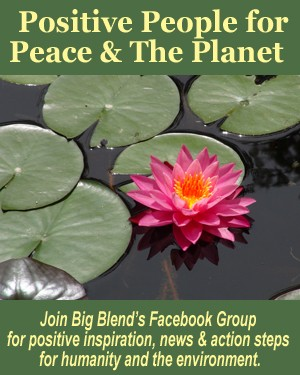 Positive People for Peace and the Planet facebook Group