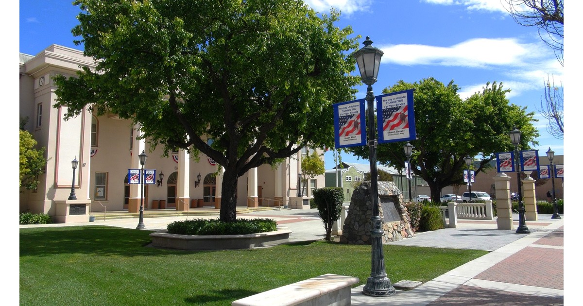 Downtown Historic Hollister