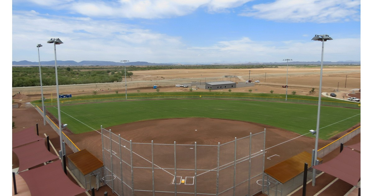 Pacific Avenue Athletic Complex - Photo: City of Yuma