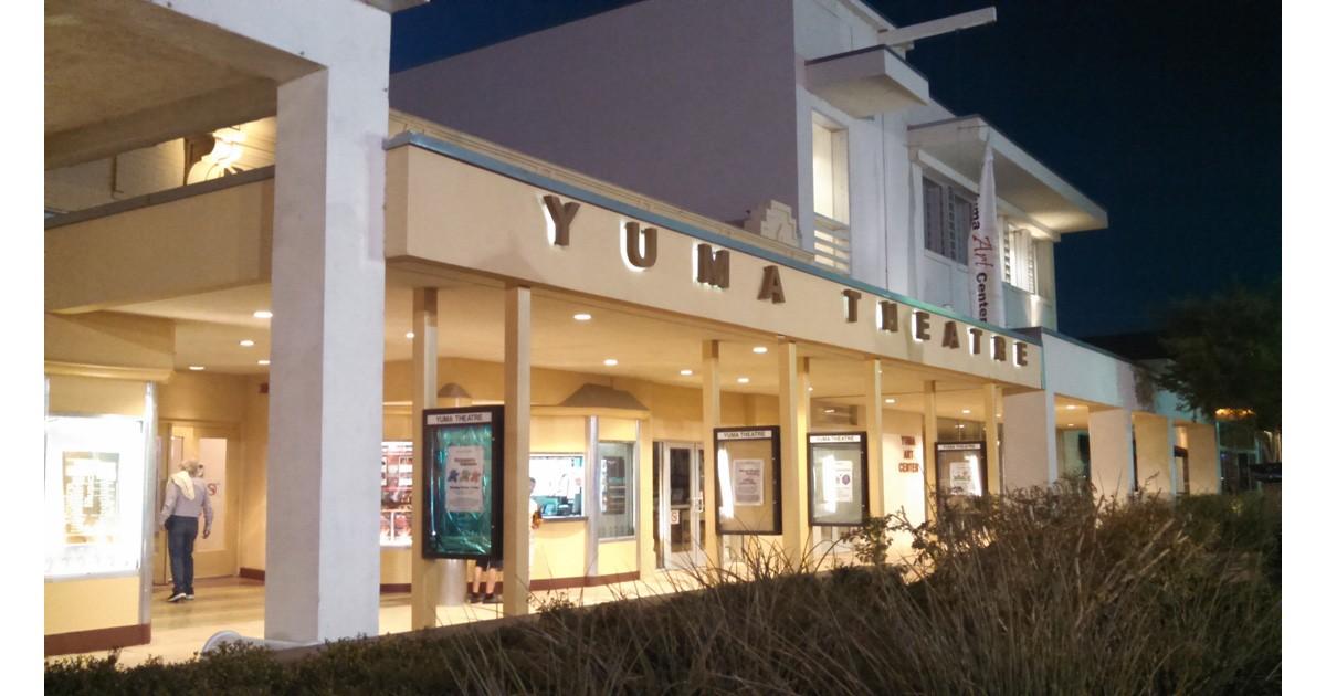 Yuma Art Center & Historic Theater, Yuma, AZ