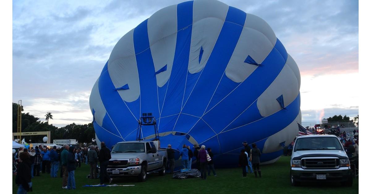 Balloon Festival, Yuma, AZ