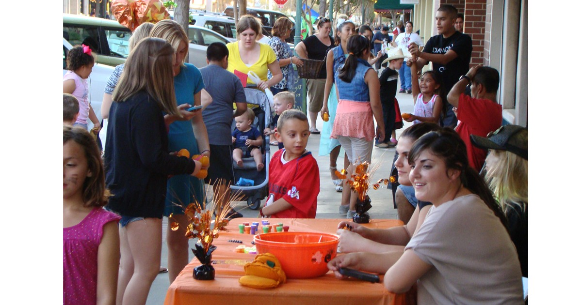 Exeter, California Fall Events