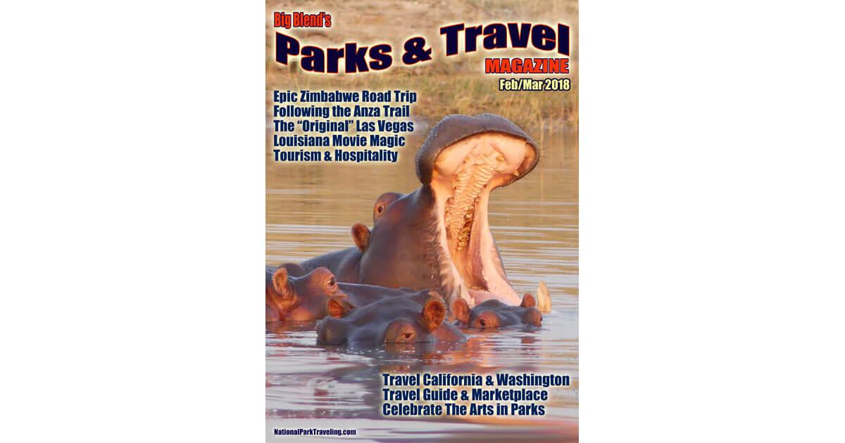 Parks & Travel Magazine Feb-Mar 2018