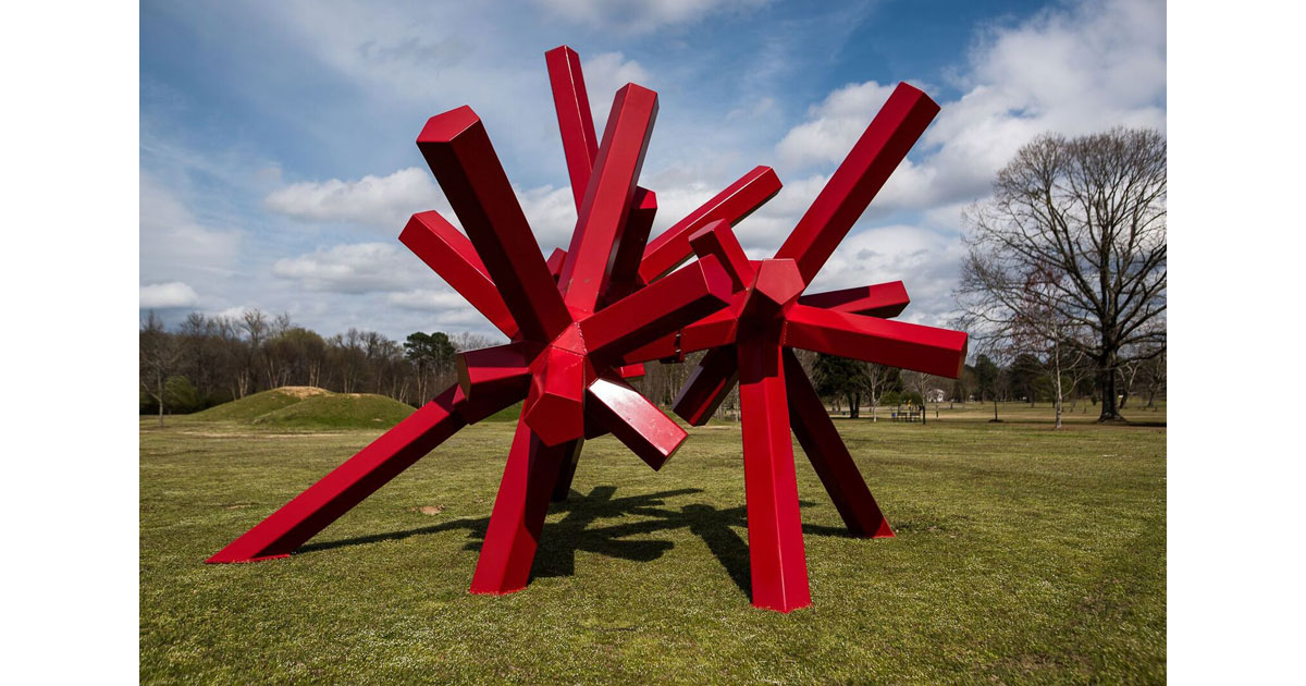 Sculpture Trail – Courtesy of Yokna Sculpture Trail