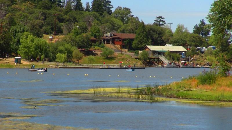 Lake cuyamaca california parks travel planner for Lake cuyamaca fishing
