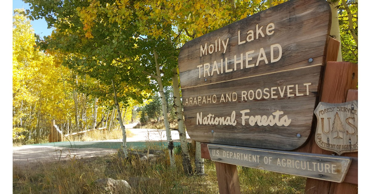 Molly Lake Trailhead