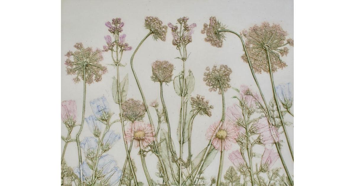 The Garden of Friendship by Dianne Cutler