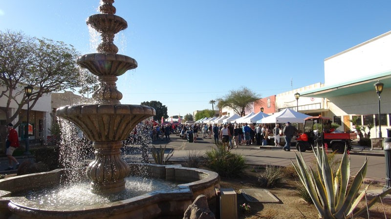 Downtown Yuma