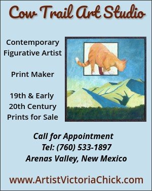 Cow Trail Art Studio - Silver City, NM