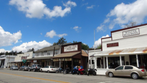 Historic Downtown Julian, CA