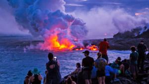 Hawaii National Park Units