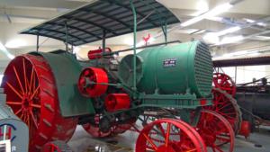 Antique Farm Equipment Museum, Tulare, CA