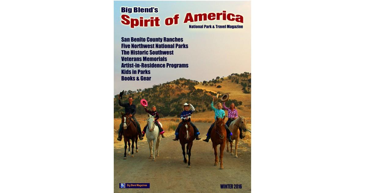 Spirit of America: Winter 2016-2017