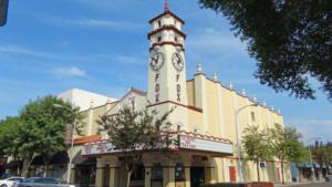 Fox Theater, Visalia, CA