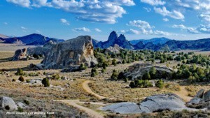 Idaho National Park Units