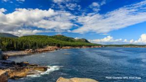 Maine National Park Units