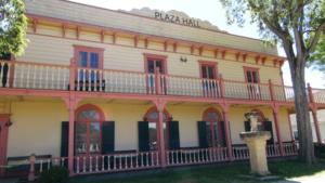 Plaza Hall, San Juan Bautista Historic State Park