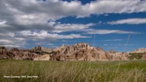 South Dakota National Park Units