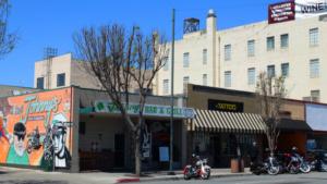 Johnny's Bar & Grill, Hollister, CA
