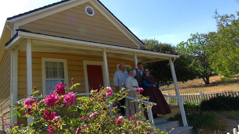 Sullivan House - SBC Historical Park