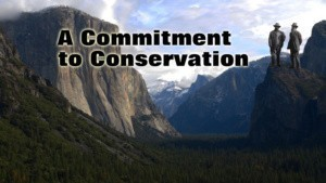 Commitmet to Conservation