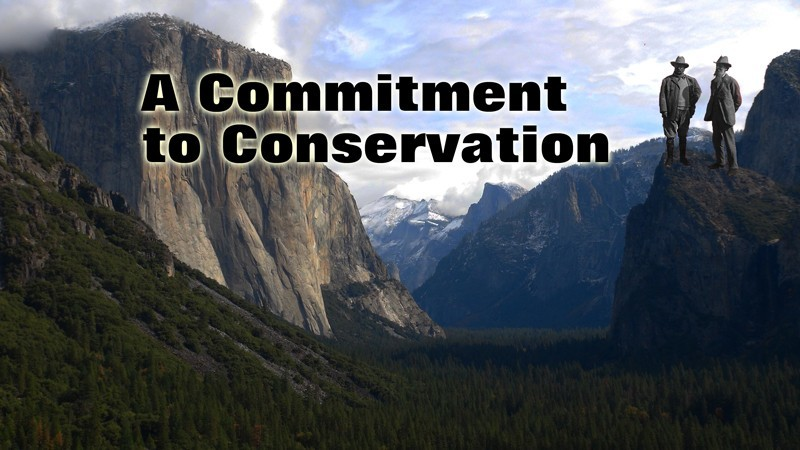 Commitment to Conservation