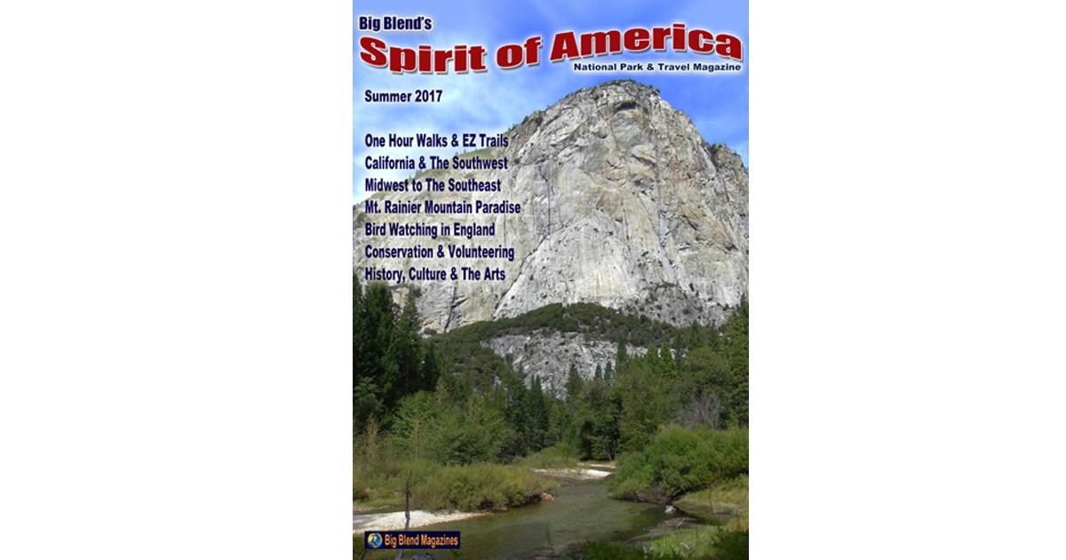 Spirit of America Magazine - Summer 2017