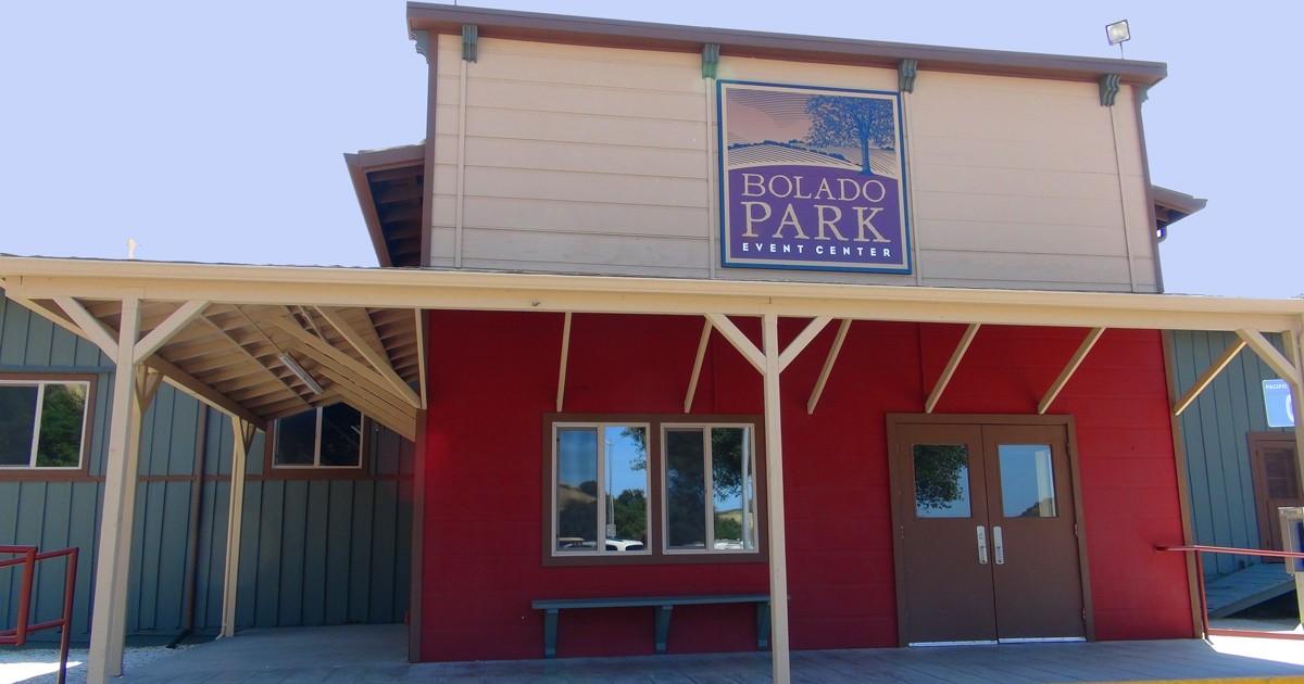 Bolado Park Event Center - Tres Pinos, CA