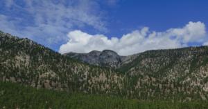 Canadian Landscape As Seen Aboard the Rocky Mountaineer