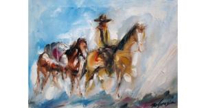 DeGrazia Gallery in the Sun - Cowboys