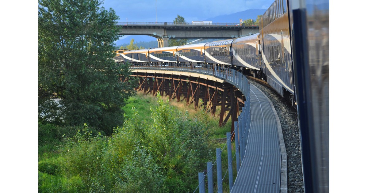 Riding the Rails with Rocky Mountaineer