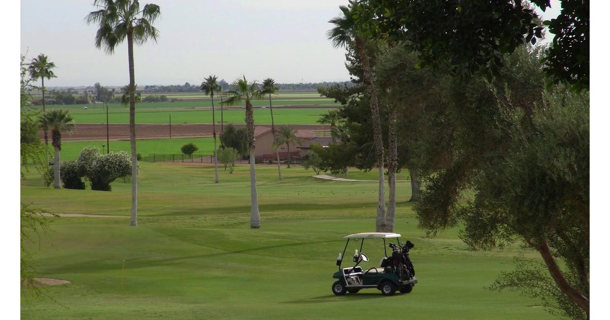 Desert Hills Golf Course, Yuma, AZ
