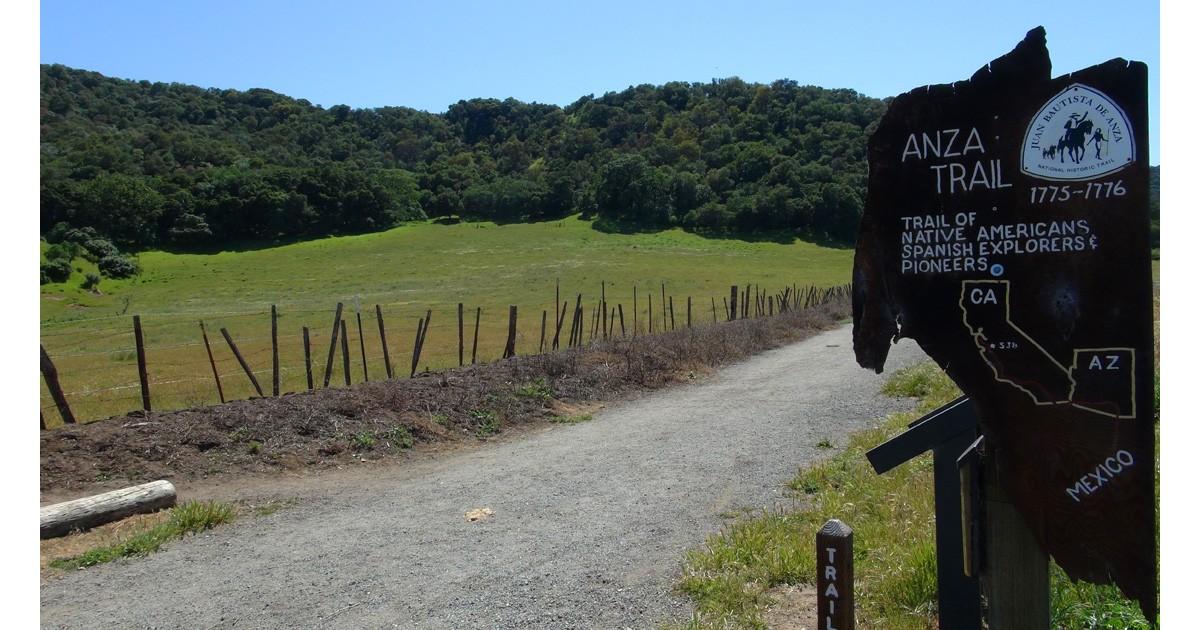 San Juan Bautista de Anza National Historic Trail