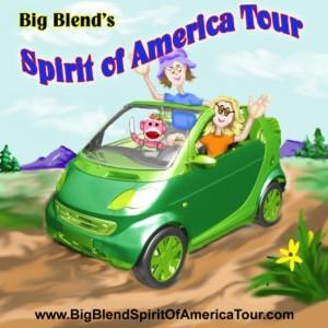 Big Blend's Spirit of America Tour of National Parks