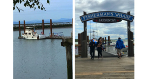 The 'Jublilant' and Fishermen's Wharf