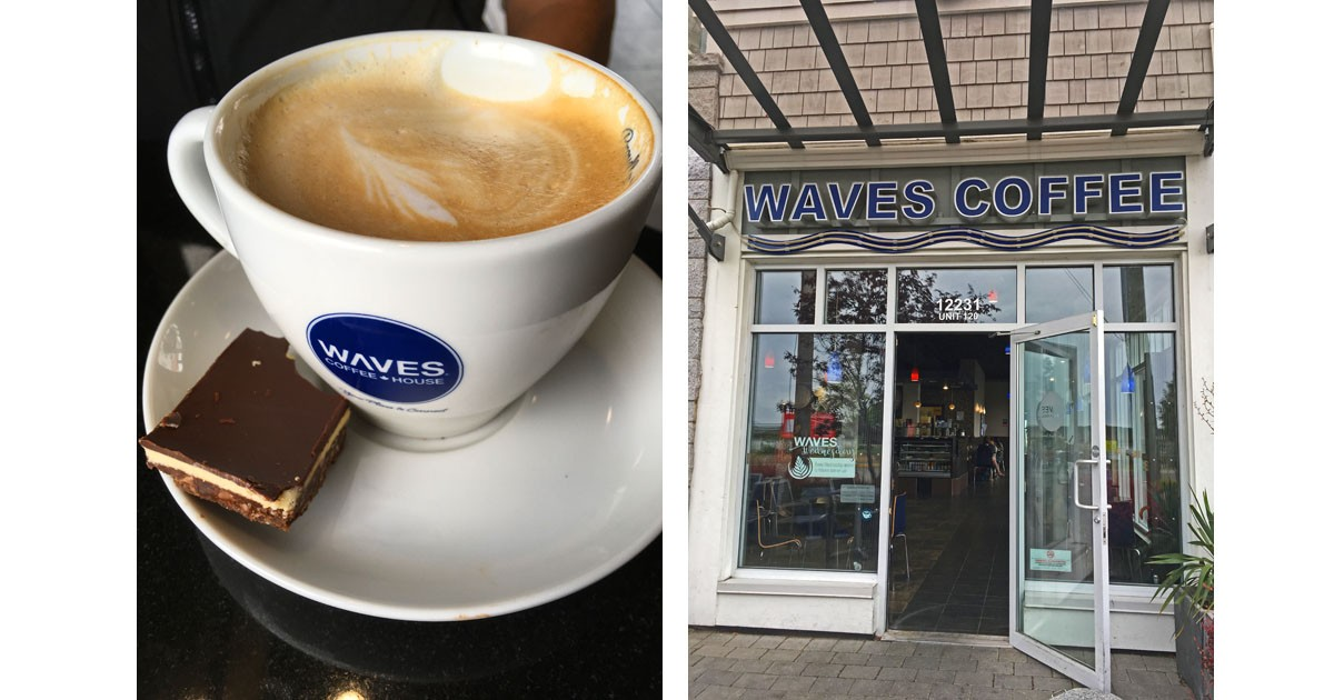 Wave's Coffee
