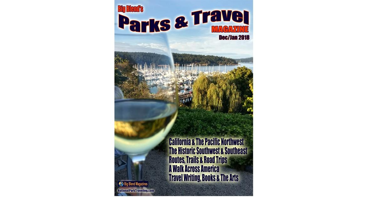 Parks & Travel Magazine - Winter 2018